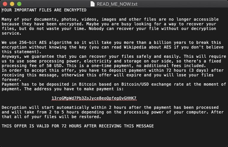 Mac Fidye Yazılımı 3